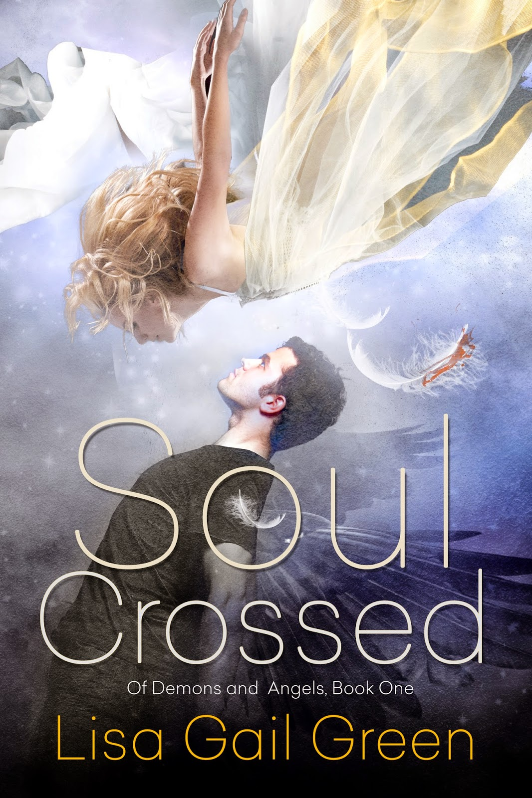 Book Review: 'Soul Crossed' by Lisa Gail Green