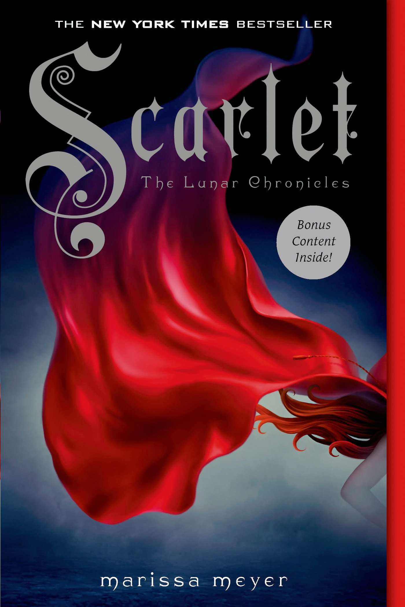 Book Review: 'Scarlet' by Marissa Meyer