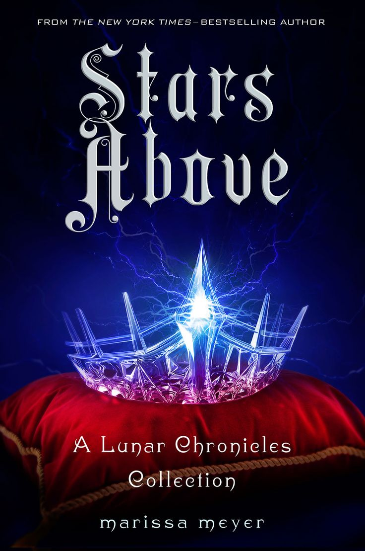 Book Review: 'Stars Above' by Marissa Meyer
