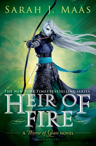 Book Review: 'Heir of Fire' by Sarah J. Maas