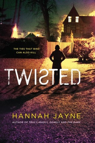 Book Review: 'Twisted' by Hannah Jayne